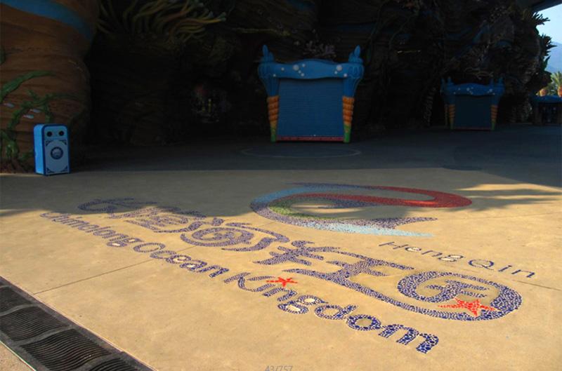Zhuhai Chimelong Ocean Kingdom Theme Park