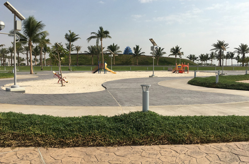 King Abdullah Monument